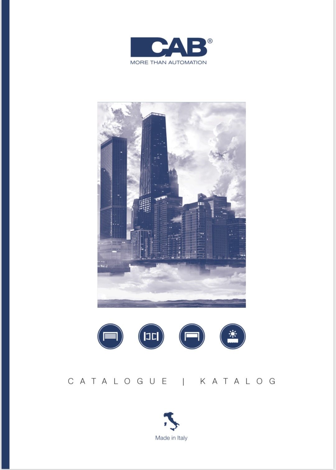 Catalogue CAB 2017