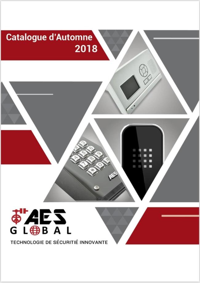Catalogues AES automne 2018